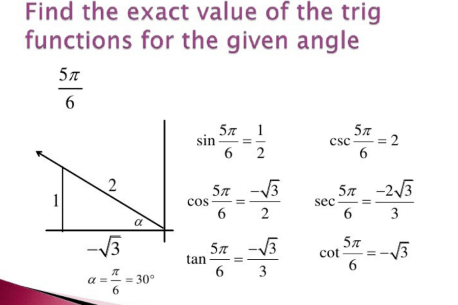Trigonometry Calculator (Sin, Cos, Tan)