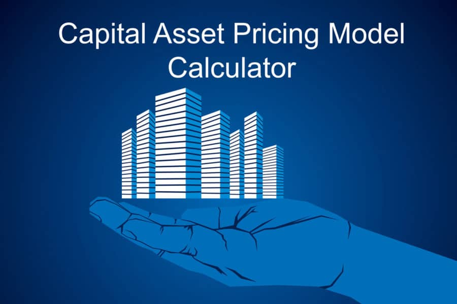 CAPM Calculator (Capital Asset Pricing Model)