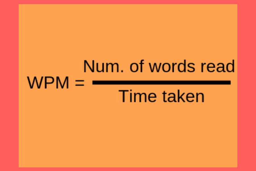 Words per Minute Calculator